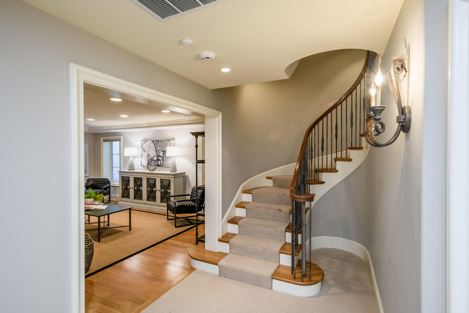 30 Amador Ave Atherton CA-large-044-69-Staircase-1500×1000-72dpi